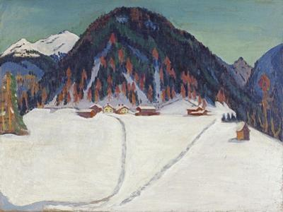 The Junkerboden under Snow, Ca 1936-1938