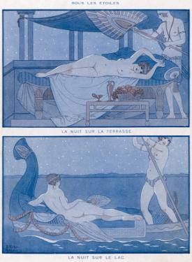 Erotic Night Scenes
