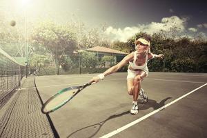 Tennis by ersler