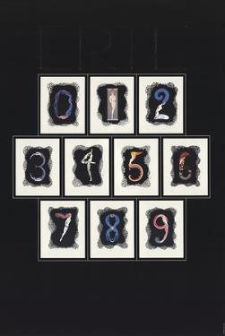 Numbers by Erte
