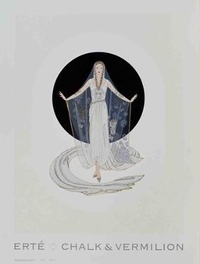 Veil Gown by Erte