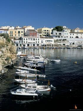 Es Castell, Menorca (Minorca), Balearic Islands, Spain, Mediterranean by G Richardson