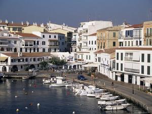 Es Castell, Near Mahon, Menorca, Balearic Islands, Spain, Mediterranean by J Lightfoot