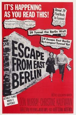 Escape from East Berlin, 1962
