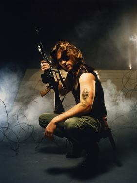 Escape from New York 1981 Directed by John Carpenter Kurt Russell