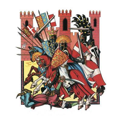 The Story of the Crusades
