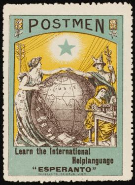 Esperanto Stamp