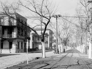 Esplanade Street, New Orleans