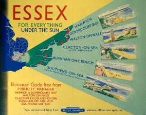 Essex: For Everything Under the Sun, BR, c.1948-1965
