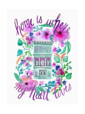 Home Is Where My Heart Is by Esther Bley