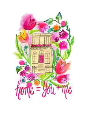 Home = You + Me by Esther Bley