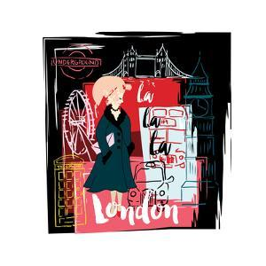 La La London by Esther Bley