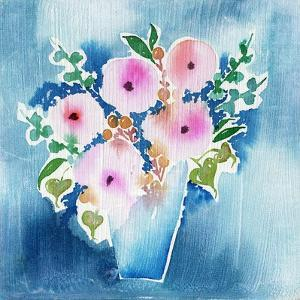 True Blue Bouquet by Esther Bley