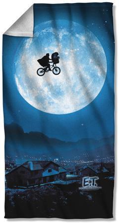 Et - Moon Beach Towel