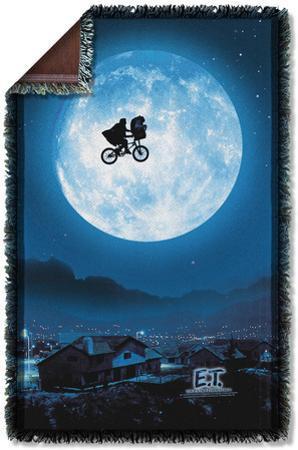 ET - Moon Woven Throw