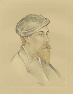 16th Century Portrait III by Ethan Harper