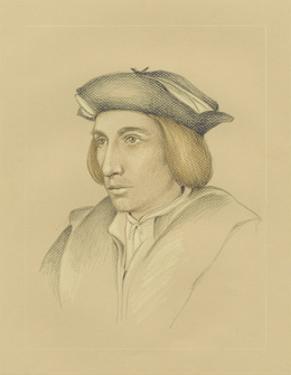 16th Century Portrait IV by Ethan Harper
