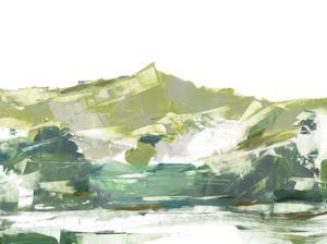 Across The Lake II by Ethan Harper
