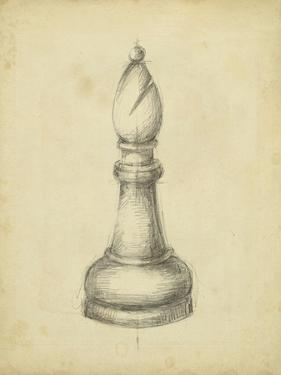 Antique Chess II by Ethan Harper