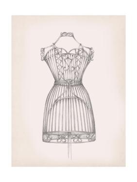 Antique Dress Form I by Ethan Harper