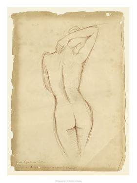 Antique Figure Study I by Ethan Harper