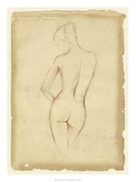 Antique Figure Study II by Ethan Harper