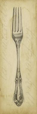 Antique Fork by Ethan Harper