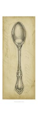 Antique Spoon by Ethan Harper