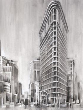 Art Deco Cityscape II by Ethan Harper