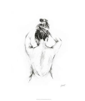 Back Study I by Ethan Harper