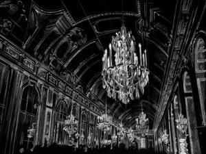 Ballroom Sketch by Ethan Harper