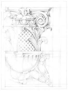 Capital Schematic I by Ethan Harper