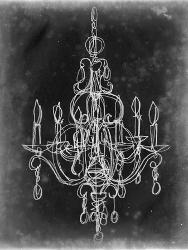 Affordable chandeliers posters for sale at allposters chalkboard chandelier sketch iv by ethan harper aloadofball Images