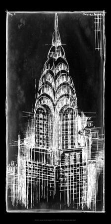 Chrysler Blueprint by Ethan Harper