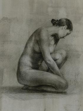 Classic Figure Study I by Ethan Harper