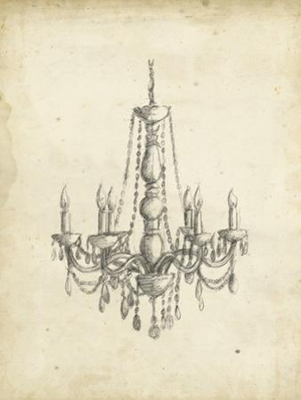 Classical Chandelier II by Ethan Harper