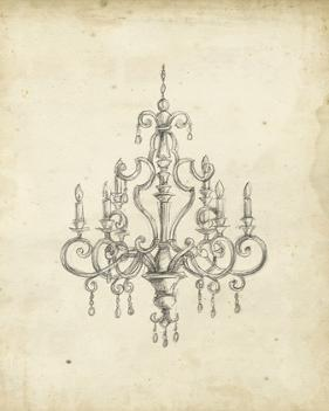 Classical Chandelier III by Ethan Harper