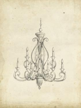 Chandeliers posters for sale at allposters classical chandelier iv by ethan harper aloadofball Image collections