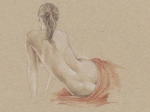 Classical Figure Study II by Ethan Harper