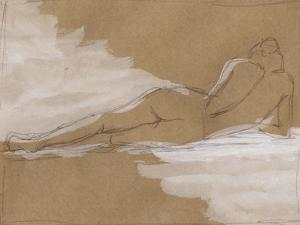 Compositional Figure Study I by Ethan Harper