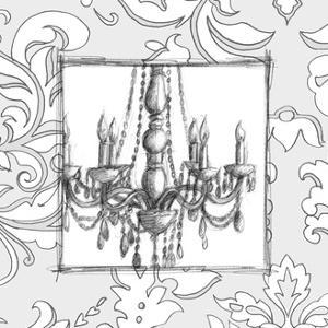 Decorative Chandelier IV by Ethan Harper