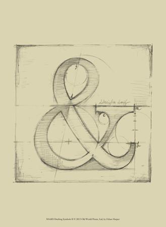 Drafting Symbols II by Ethan Harper