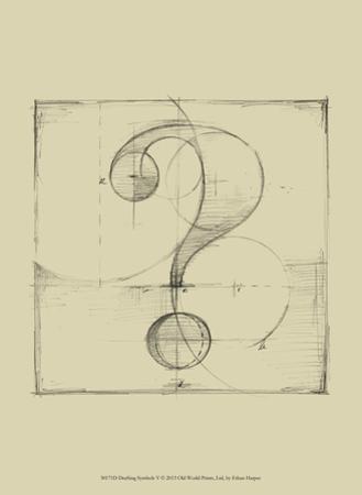 Drafting Symbols V by Ethan Harper