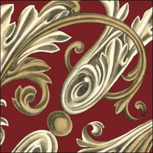Elegant Motif I by Ethan Harper