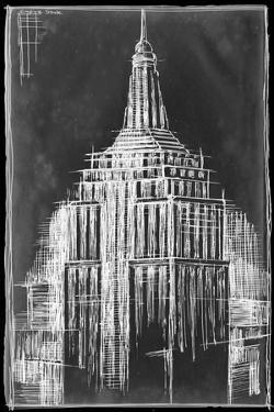 Empire State Blueprint by Ethan Harper