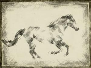 Equine Study I by Ethan Harper
