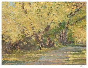Fall Path I by Ethan Harper