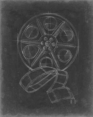 Film & Reel Blueprint II by Ethan Harper