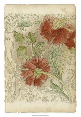 Floral Pattern Study II by Ethan Harper