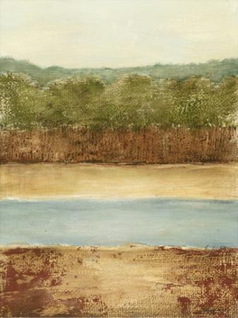 Golden Meadow I by Ethan Harper